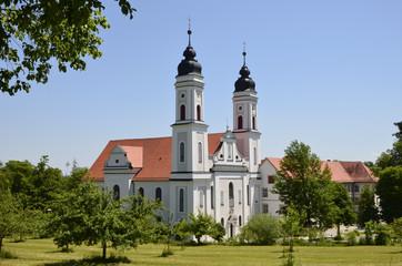 Kloster Irsee, Klosterkirche