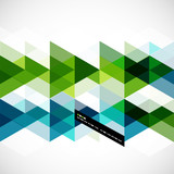 Fototapety Modern geometrical abstract template