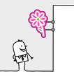 flower sign