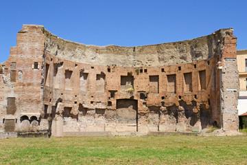 Colle Oppio - Terme di Traiano