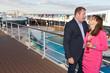 Couple Enjoying a Cruise Vacation