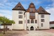 Schloss Fürstenberg mit Porzellanmuseum, Weser, Deutschland