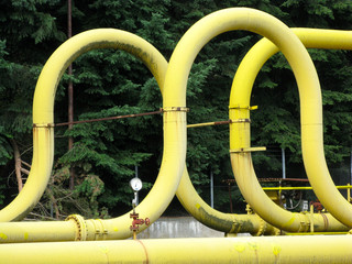Rohrleitungen - Pipeline
