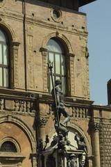 Bologna,Piazza Maggiore, Nettuno