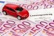 Leasingvertrag für neues Auto