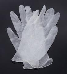 Disposable medical gloves