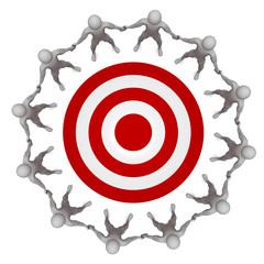 Team target