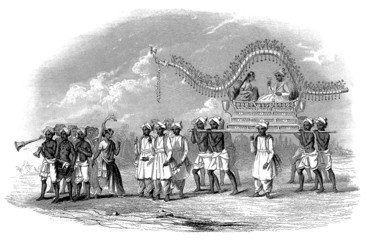 Wedding Ceremony - Traditional India