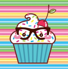CupCake Kawaii Geek