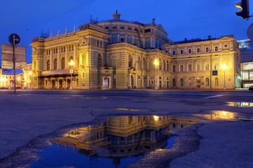 Mariinsky Theatre, Saint Petersburg, Russia