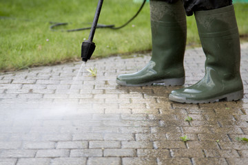 High Pressure Cleaning - 2