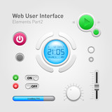 Web User Interface Elements Of Design Part 2