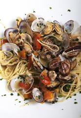 Spaghetti with Fish