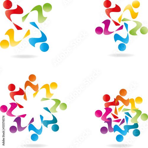 Menschen, Leute, Gruppe, Group of people