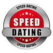 5 Star Button rot SPEED DATING DTO DTO