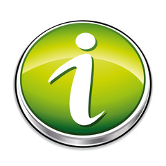 Green information icon button.