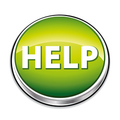 Green help icon button.
