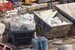 Baustelle Baugerüst, Werkzeuge und mehr 3