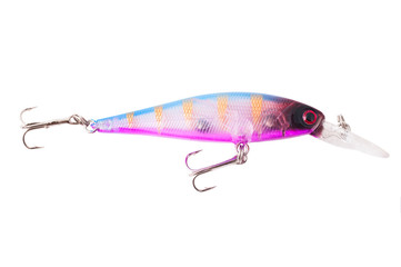 Fishing Lure Cranbaits Bass Hooks
