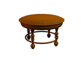 Runder Tisch Holz