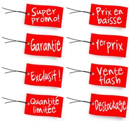 Etiquettes Promotion - 02
