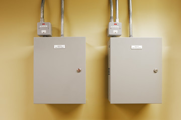Electrical switch gear and circuit breakers