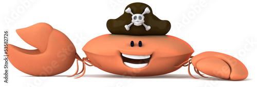 Fun crab