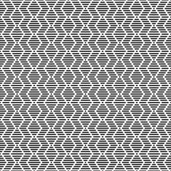 Seamless geometric striped zigzag pattern.
