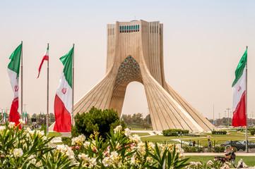 Azadi Monument - Tehran