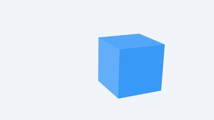 cubo che si compone