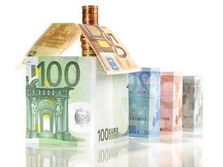 Geld - Haus