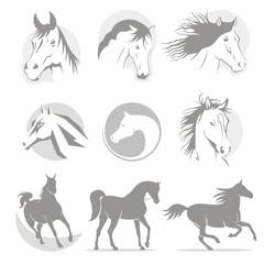 logos horse