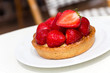 Erdbeer - Törtchen