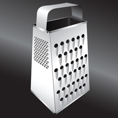 Kitchen equipment - Grater