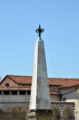 Obelisco in Piazza Santa Maria Novella