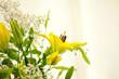 wedding lilies