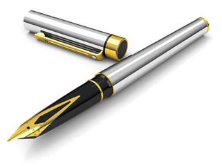 Der goldene Füller