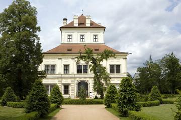barockes Lustschlösschen Letohrádek