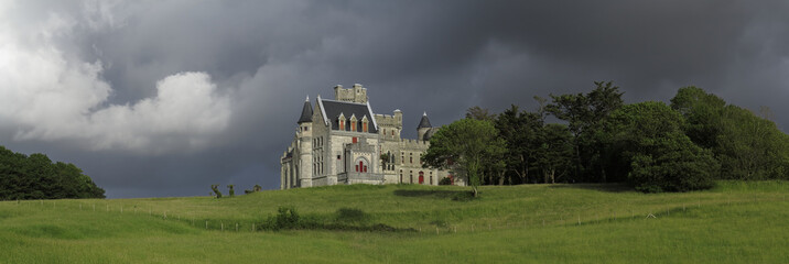 Chateau d`Abbadie is a chateau in Hendaye, France.