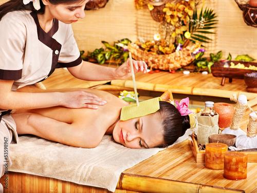 Fototapeten,kurort,wasser,massage,frau
