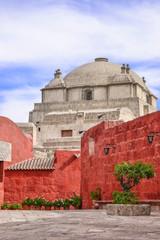 Monastery of St. Catherine (Santa Catalina) at Arequipa
