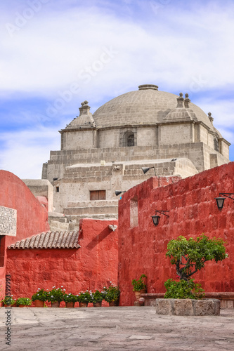 Monastery of St. Catherine (Santa Catalina) at Arequipa