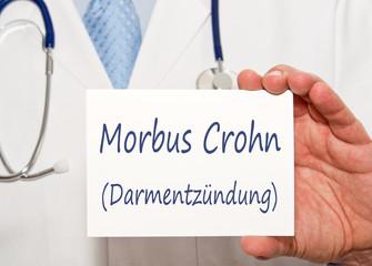 Morbus Crohn - Darmentzündung