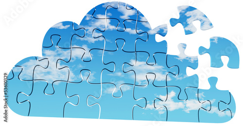Cloud computing tech puzzle solution