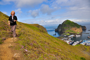 Tourism in Westman islands