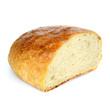 half of bread