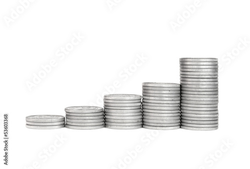 Growth Stack Silver Coin, Success or crisis