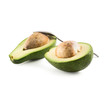 Avocado fruit composition isolated