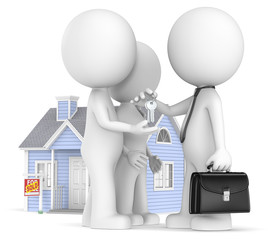 Buying a House.The Dude and wife just bought a House.