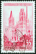 Rouen Cathedral (France 1957)